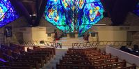 Grace Lutheran Sanctuary is wrapping up