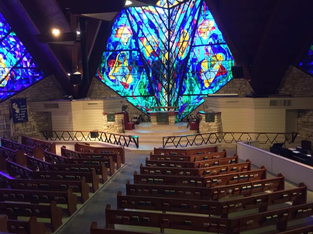 Grace Lutheran Sanctuary Is Wrapping Up Ot9 Design Inc